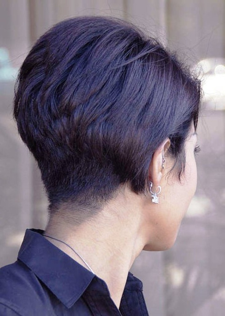 7 Perfect For Runway Short Stacked Hairstyles | Hair