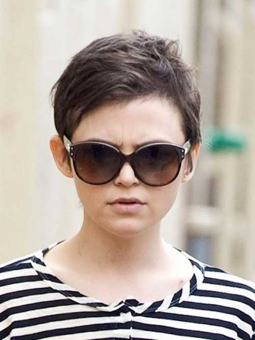 12 Awesome Pixie Cuts For Round Faces Hair Braiding Styles