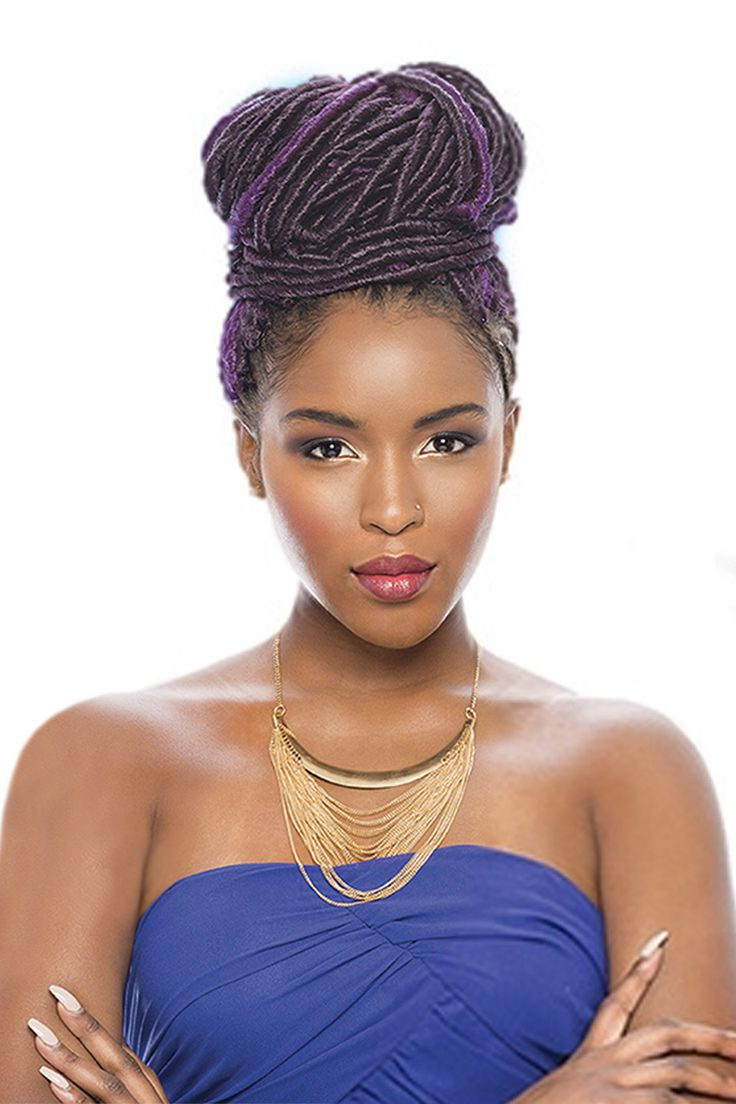 5 Gorgeous Goddess Braids With Kanekalon Hair Hair Braiding Styles